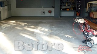 Garage Floor Coating 01_before