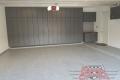 C-095 Garage Storage Cabinets Colleyville Roper Steel Mesh Garage Floor Epoxy Flake Concrete Coating GC-02 Graystone 001