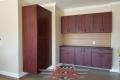 C-103 Garage Storage Cabinets Frisco Fisher Galloway Burl Wall Garage Floor Epoxy Flake Concrete Coating B-822 Chestnut 002