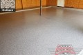489 Garage Floor Epoxy Flake Concrete Coating Gainesville Bohling B-517 Outback08