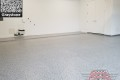 533 Garage Floor Epoxy Flake Concrete Coating Westlake Dhanuka GC-02 GrayStone 03