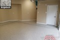 535 Garage Floor Epoxy Flake Concrete Coating Arlington Grider GC-01 Ridgeback 06