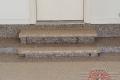 242 Garage Floor Epoxy Flake Concrete Coating Plano Grub B-822 Chestnut Border 02