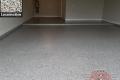 523 Garage Floor Epoxy Flake Concrete Coating Argyle Moll GC-127L Locomotive