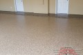 72 Garage Floor Epoxy Flake Concrete Coating Prosper Pinson B-517 Outback Border 04