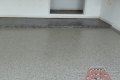54 Garage Floor Epoxy Flake Concrete Coating Dallas Pratt GC-01 Ridgeback Border