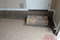 62 Garage Floor Epoxy Flake Concrete Coating Grapevine Samblanet B-517 Outback Border 10
