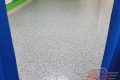 Green Door Studio Epoxy Floor Coating Goodwin Mansfield 01