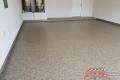 383 Garage Floor Epoxy Flake Concrete Coating Fort Worth Ashok B-516 Woodland 03