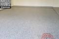 404 Garage Floor Epoxy Flake Concrete Coating Colleyville Roper GC-02 Graystone 003
