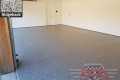 443 Garage Floor Epoxy Flake Concrete Coating Dallas Manning GC-01 Ridgeback 09