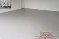 444 Garage Floor Epoxy Flake Concrete Coating Waxahachie Morgan B-127 Cabin Fever 03