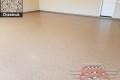 448 Garage Floor Epoxy Flake Concrete Coating Denton Robson Ranch Anderton B-822 Chestnut 05