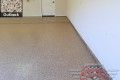 450 Garage Floor Epoxy Flake Concrete Coating Fort Worth Thomas B-517 Outback 02