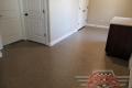 460 Garage Floor & Mud Room Epoxy Flake Concrete Coating Grandbury Luttrell GC-02 Graystone & B-516 Woodland 18