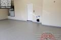 482 Garage Floor Epoxy Flake Concrete Coating Denton Robson Ranch Pakulniewicz B-127 Cabin Fever 02