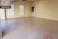 522 Garage Floor Epoxy Flake Concrete Coating Pecan Plantation  Granbury Kyono B-822 Chestnut 10