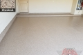 382 Garage Floor Epoxy Flake Concrete Coating Fort Worth Hopkins B-822 Chestnut 05