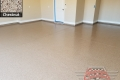 438 Garage Floor Epoxy Flake Concrete Coating Frisco Fisher B-822 Chestnut 05