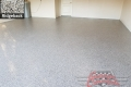 439 Garage Floor Epoxy Flake Concrete Coating Aledo Becker GC-01 Ridgeback 02