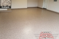453 Garage Floor Epoxy Flake Concrete Coating Denton Robson Ranch Rippburger B-517 Outback 02