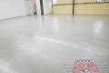 463 Garage Floor Epoxy Flake Concrete Coating Crowley Grantham Solid Gray 11