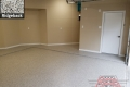 535 Garage Floor Epoxy Flake Concrete Coating Arlington Grider GC-01 Ridgeback 06