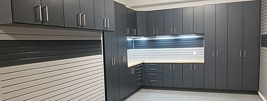 Garage Storage Cabinets by Garage Concepts, LLC